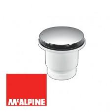 """Выпуск McALPINE CWS70-CB тип """"кнопка"""" O70x1 1/2''"""