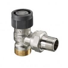 Кран для радиатора Oventrop 3/4 НР угловой для терморегулятора