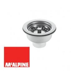 Выпуск McALPINE MRSKW7 со съемной фильтрующей решеткой-пробкой O113x1 1/2''