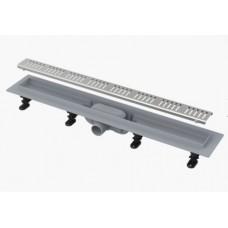 Водоотводящий желоб Alca Plast APZ10 Simple 550 (душевой лоток)